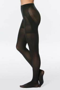 Spanx Bootyfull luxe leg Tights Very Black A  New in box