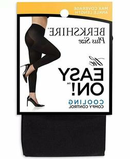 Berkshire Easy On Max Coverage Footless Tights Cooling Plus