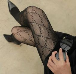 GG Inspired Black Stocking Tights BRAND NEW HIGH QUALITY