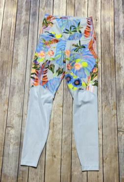 Nike High Waist Power Victory Tights Floral Print