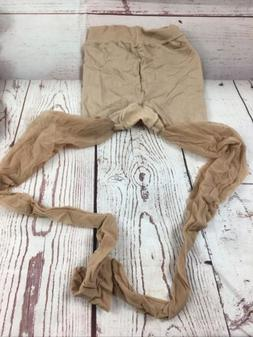 Lot of 10 tights and pantyhose in various colors, styles and