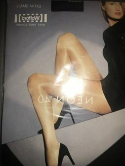 Wolford Neon 40  Color: Admiral Size: Ex-Small 11677 - 30 40