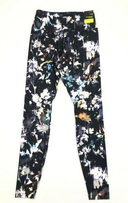 Nike The One Tight-Fit Floral Printed Mid Rise Tights CD6997