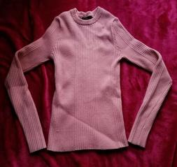 Forever 21 Tight Fit Long Sleeve Sweater Top