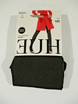 Hue Ultimate opaque control top tights 1 pair plus size 4 es